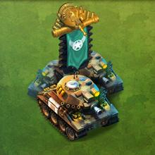 Sheridan Tank Army