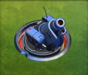 Mortar Level 12