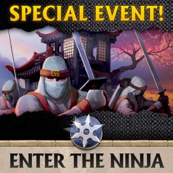 Shinobi event