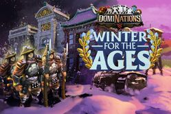 Winter for age enlightenment
