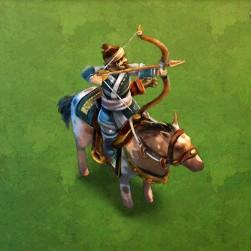 Steppe Horse Raider