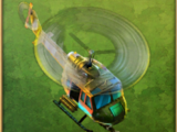 Heavy Attack Helicopter