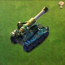 Elite Artillery