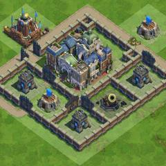 65 Walls Iron Age War Base nr1