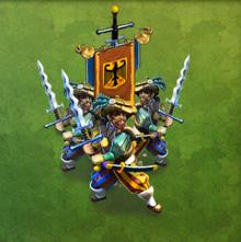 Doppelsoldner Army