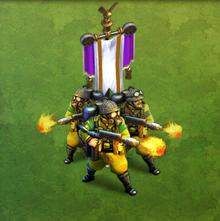 Flamethrower Army 2