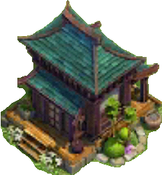 House Japanese Medieval Age