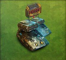 TOS-1 Tank Army