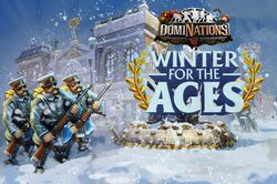 Winter for age industrial