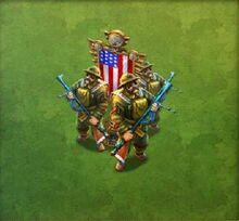 Marine Army