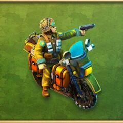 Valiant Motorcycle Raider