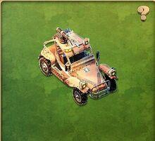 Desert Patrol Raider