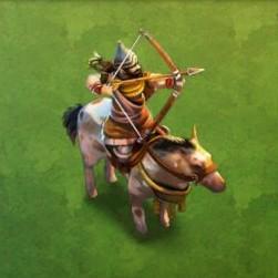 Assyrian Horse Raider