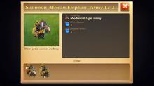 African Elephant Army