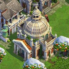 Temple roman level 6?