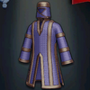 Idris Alooma's Armor, blue colour