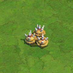 Land Mine Level 15