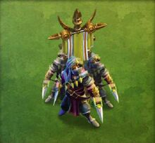 Master Assassin Army