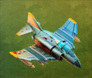 Supersonic Fighter Mk.1