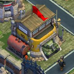 Tank Depot Level 10