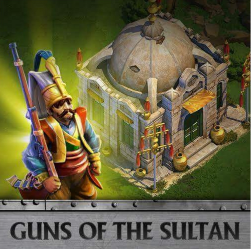 Guns of Sultan