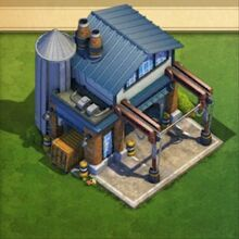 Storehouse Level 11