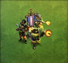 Demolition Squad Army