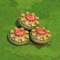 Land Mine Level 14