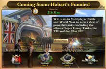 Hobart's Funnies Event