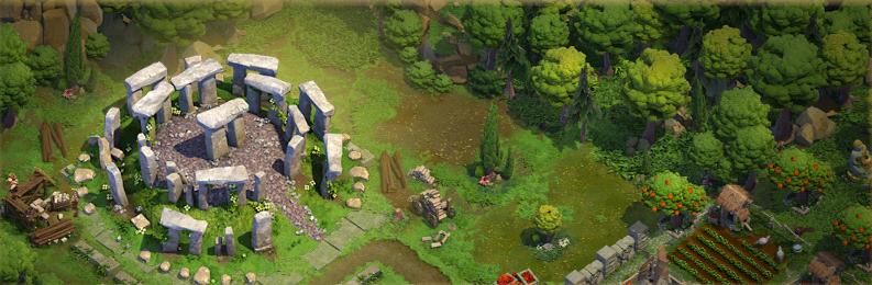 Stonehenge-wonder