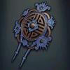 Wu Zetian's Hair Ornament - Blue