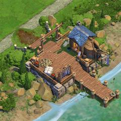 Dock Level 3