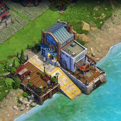 Shipyard Level 9