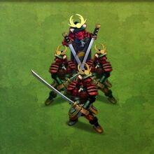 Sword Saint Army