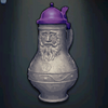 Bartmann Jug, level 2 violet