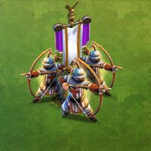 King's Longbowman Army