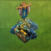 AVRE Tank Army