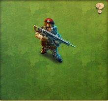 Advanced Rifleman North European