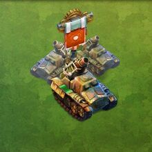 Ha-To Heavy Mortar Army