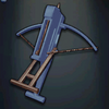 Zhuge Liang's Crossbow - Electric Blue