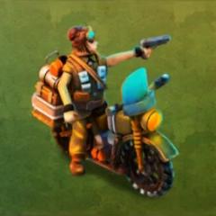 Elite Motorcycle Raider