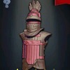 Gush X'een Tlingit Armor, pink colour