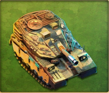 Heavy Tank Mk.11