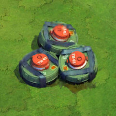 Land Mine Level 13