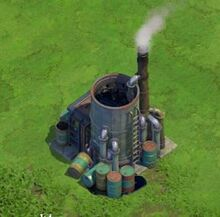 Oil Refinery lvl 3
