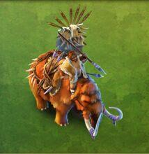 War Mastodon Army