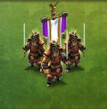 Nodachi Samurai Army