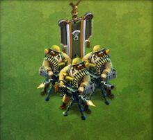Machine Gun Army