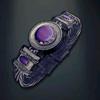 Cleopatra Selene's Bracelet, violet colour