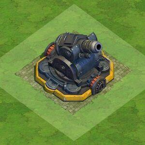 Mortar Level 10